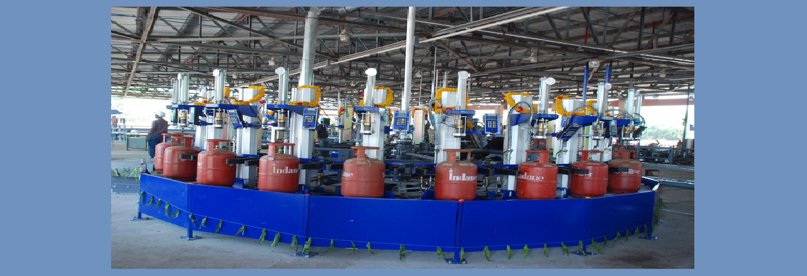 LPG Bottling Plant [Licence in Form-III of SMPV-2016 and Form E&F of GCR-2016]
