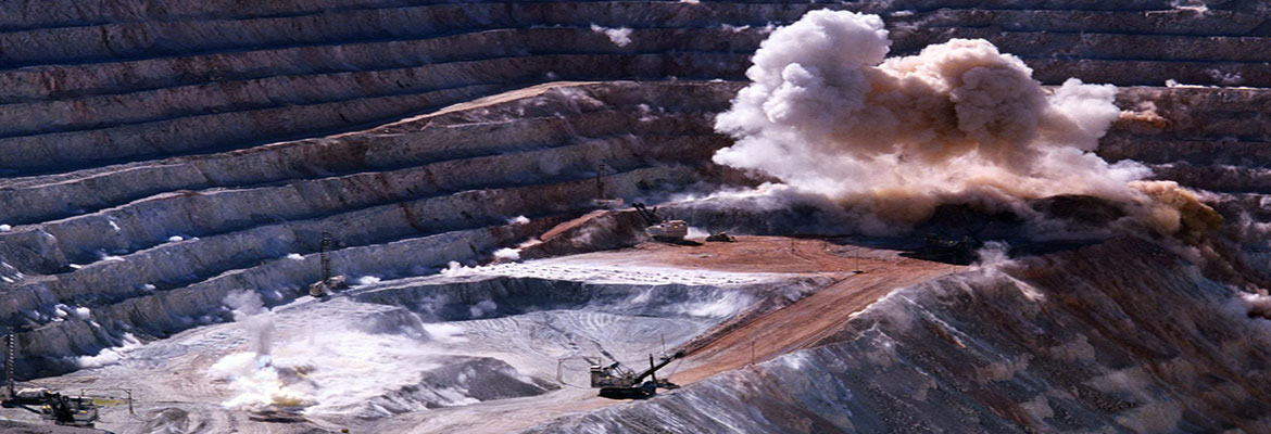 Mining Explosion [Licences in various Forms of ER-2008 - LE-1, LE-3,  LE-5]