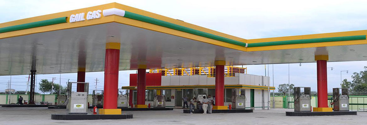 CNG Station [Licence in Form-G of GCR-2016]